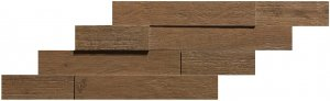 Фото  Dark Oak Brick 3D