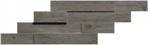 Фото  Grey Timber Brick 3D