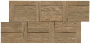 Фото  Brown Chestnut Treccia
