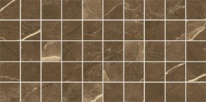 Фото  Mosaic Brown Lappato