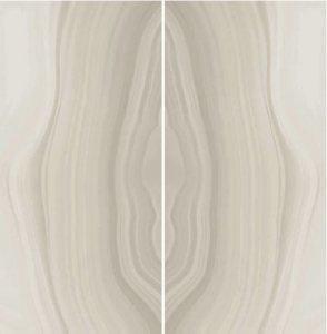 Фото  Deco Symmetry Sand (2 piezas) Pulido