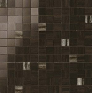 Фото  Dark Oak Mosaic