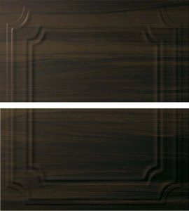 Фото  Dark Oak Boiserie 3D