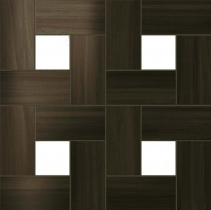 Фото  Dark Oak Mosaic Lap