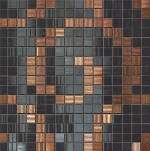 Фото  Gold Deluxe Mosaic