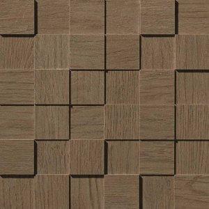 Фото  Cinnamon Mosaico Square 3D