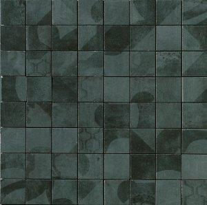 Фото  Mosaico Mix Tessera Malachite