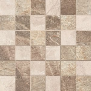 Фото  Mos Quadretti Mix Cream Beige Brown FSN03061