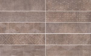 Фото  Freeport Mix Brown (10 Soggetti)