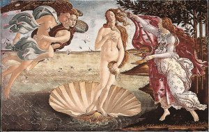 Фото  Botticelli Birth Of Venus