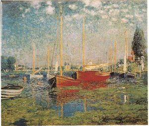 Фото  Monet Argenteuil