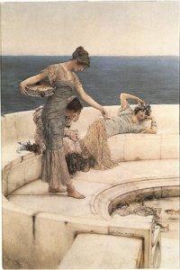 Фото  Alma-Tadema Silver Favourites