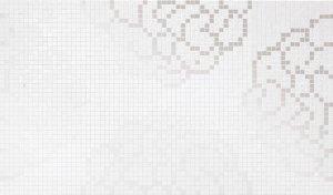 Фото  Mosaic Panel Bianco (15 Pcs 20x20)