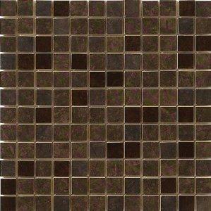 Фото  Mosaico 2,5x2,5 Lustro Brown