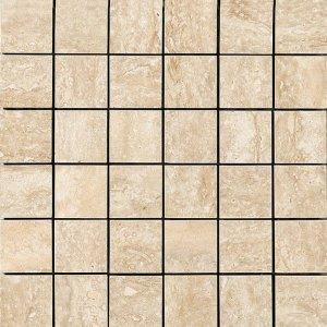 Фото  Mosaico 5x5 Travertino Beige Lapp