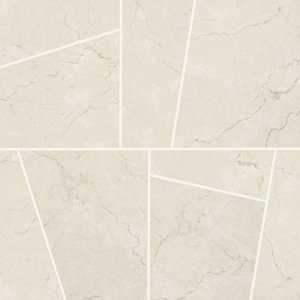 Фото  Mosaico Trend Luxury White Lappato Plus