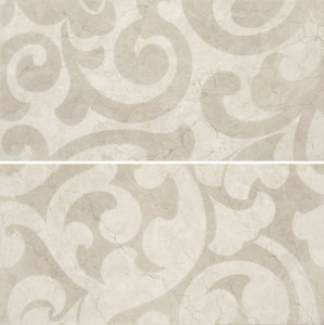 Фото  Decoro Lux Luxury White Lappato Plus (Comp. 2 Pezzi)