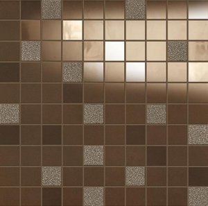 Фото  Brown Mosaico Basic