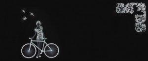Фото  Decor Bike Black E-090