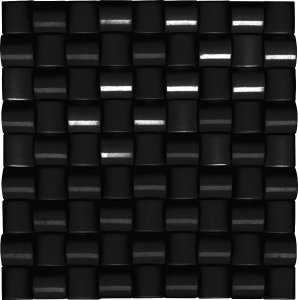 Фото  Mosaico Volum Black