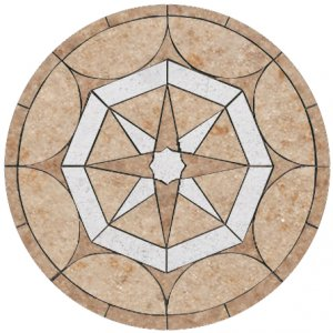 Фото  Inlay Octagon