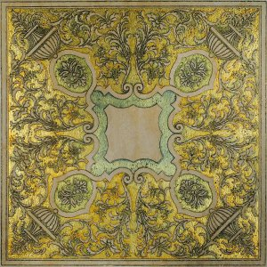 Фото  Aeras T Travertino Classico Gold