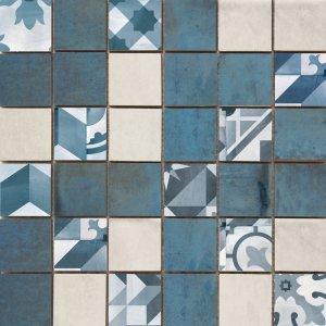 Фото  Mosaico Blue