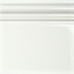 Фото  Skirting White Clu-035 Matt