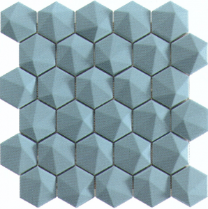 Фото  3D Hex. Enm. Blue