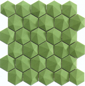 Фото  3D Hex. Enm. Green
