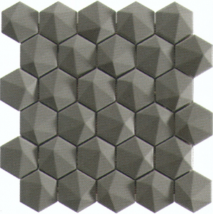 Фото  3D Hex. Enm. Grey
