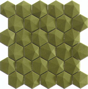 Фото  3D Hex. Enm. Lime