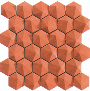 Фото  3D Hex. Enm. Orange