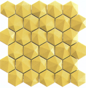 Фото  3D Hex. Enm. Yellow