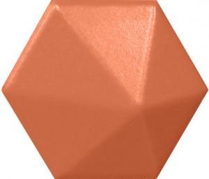 Фото  3D Hex. Orange