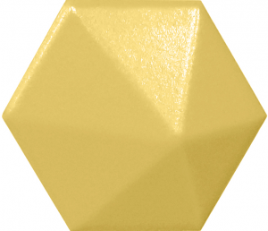 Фото  3D Hex. Yellow