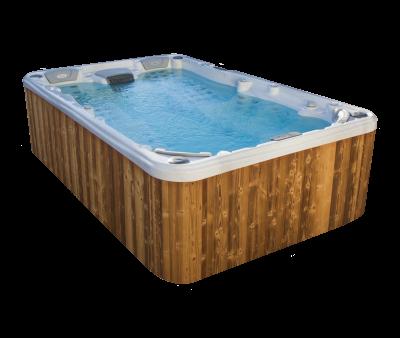 Фото бассейна СПА-бассейн Olympus Deluxe Wellis. Фото 2