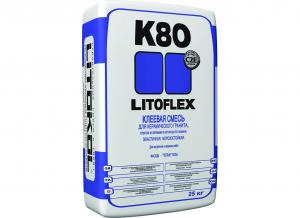 Фото затирочной смеси Litoflex K80 K80. Фото 1