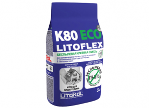 Фото затирочной смеси Litoflex K80 Eco  K80 Eco . Фото 1
