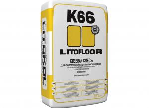 Фото затирочной смеси Litofloor K66 K66. Фото 1
