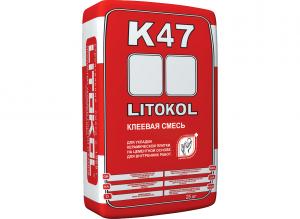 Фото затирочной смеси Litokol K47 K47. Фото 1