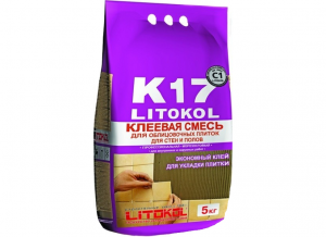 Фото затирочной смеси Litoкol K17 K17. Фото 1