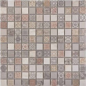 Фото  Stamp 25 Mix Marble