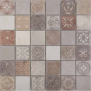 Фото  Stamp 50 Mix Marble