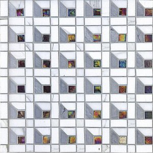 Фото  Contemporary Box Cube 15 Glass