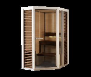 Фото Сауна Impression Sauna Corner i1115 Tylo. Фото 1