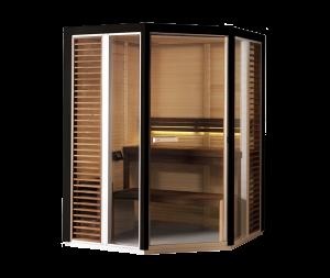 Фото Сауна Impression Sauna Corner i1515  Tylo. Фото 1