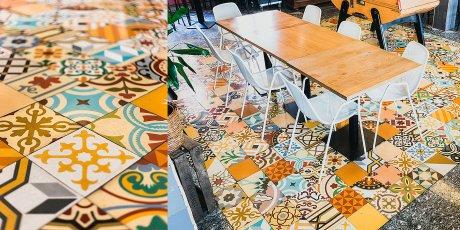 Плитка Mosaic Del Sur и керамогранит из ...